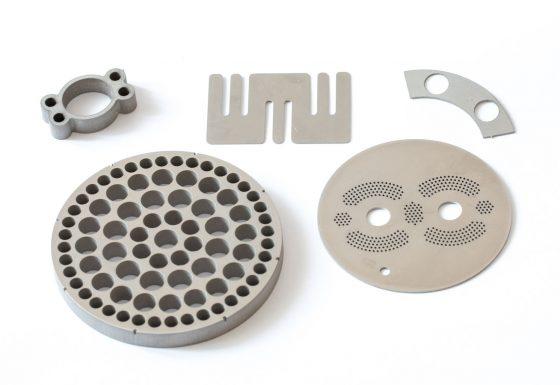 Industrieteile Metall